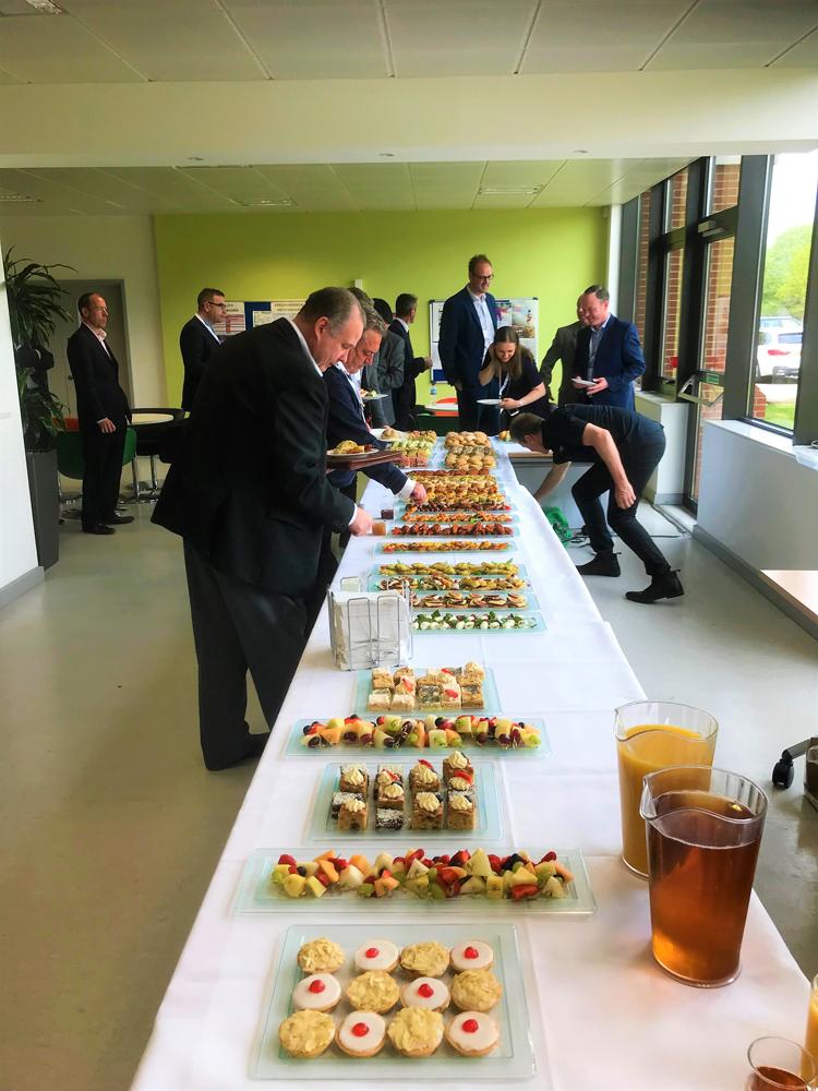 Corporate Buffet Service in Redhill