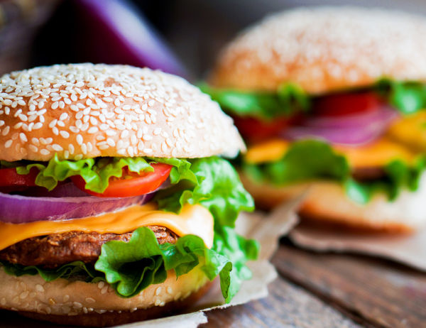 BBQ Catering Burgers