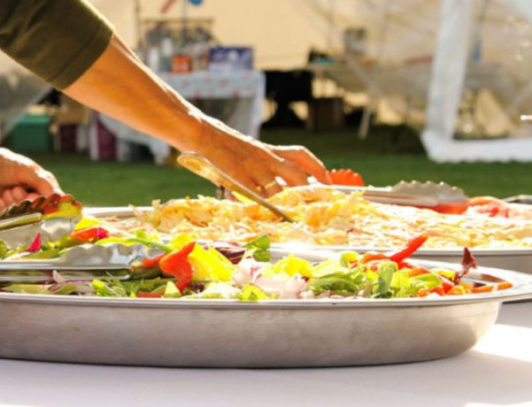 BBQ Catering Salads